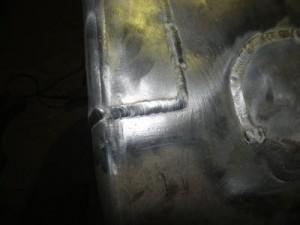 ремонт топливных баков авто
